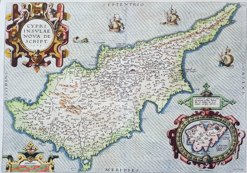 ancient history cyprus