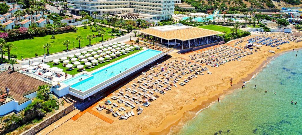 beach clubs north cyprus