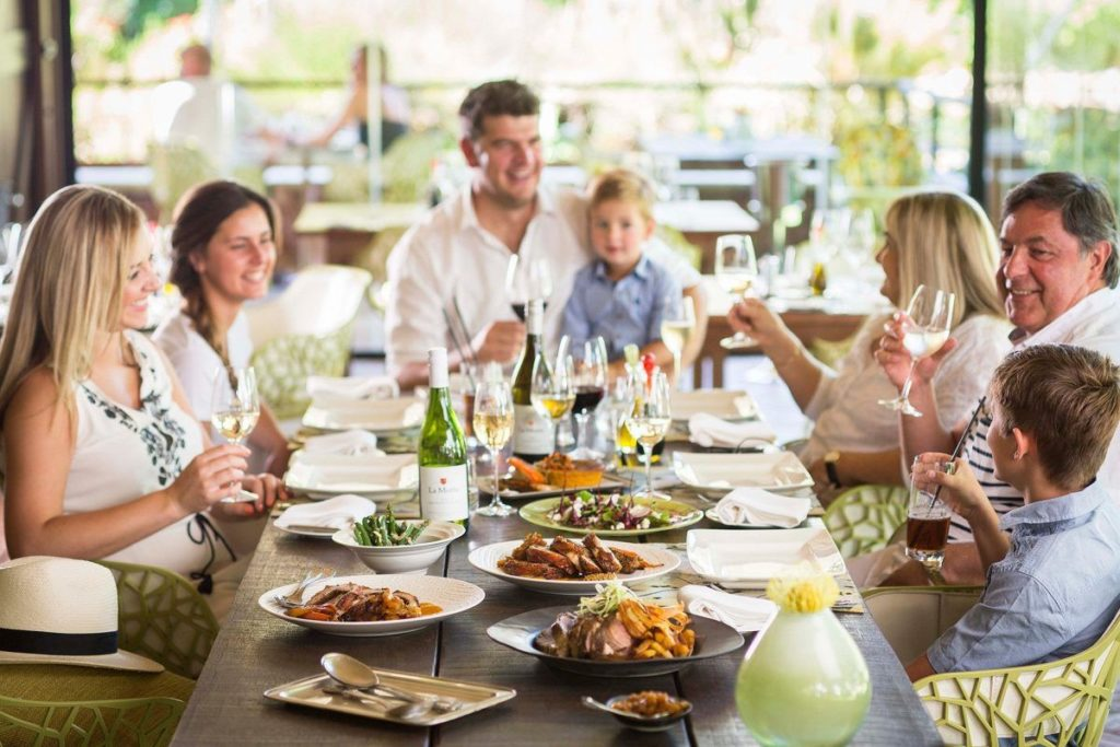 family dining north cyprus