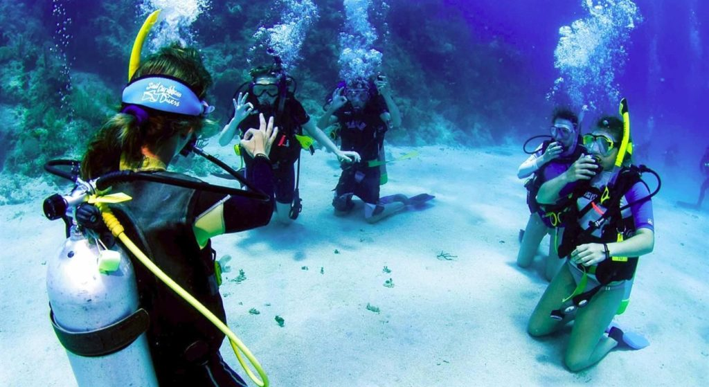 diving north cyprus