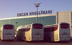 Kibhas Shuttle Bus, Ercan, North Cyprus