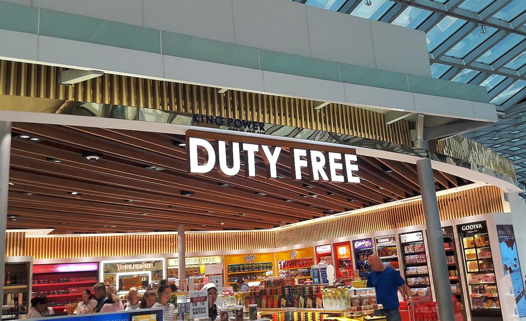 duty tax free shopping north cyprus