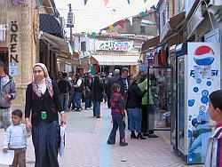 Arasta Shopping, Lefkosa, North Cyprus