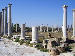 Salamis North Cyprus
