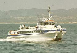 North Cyprus Boat Travel