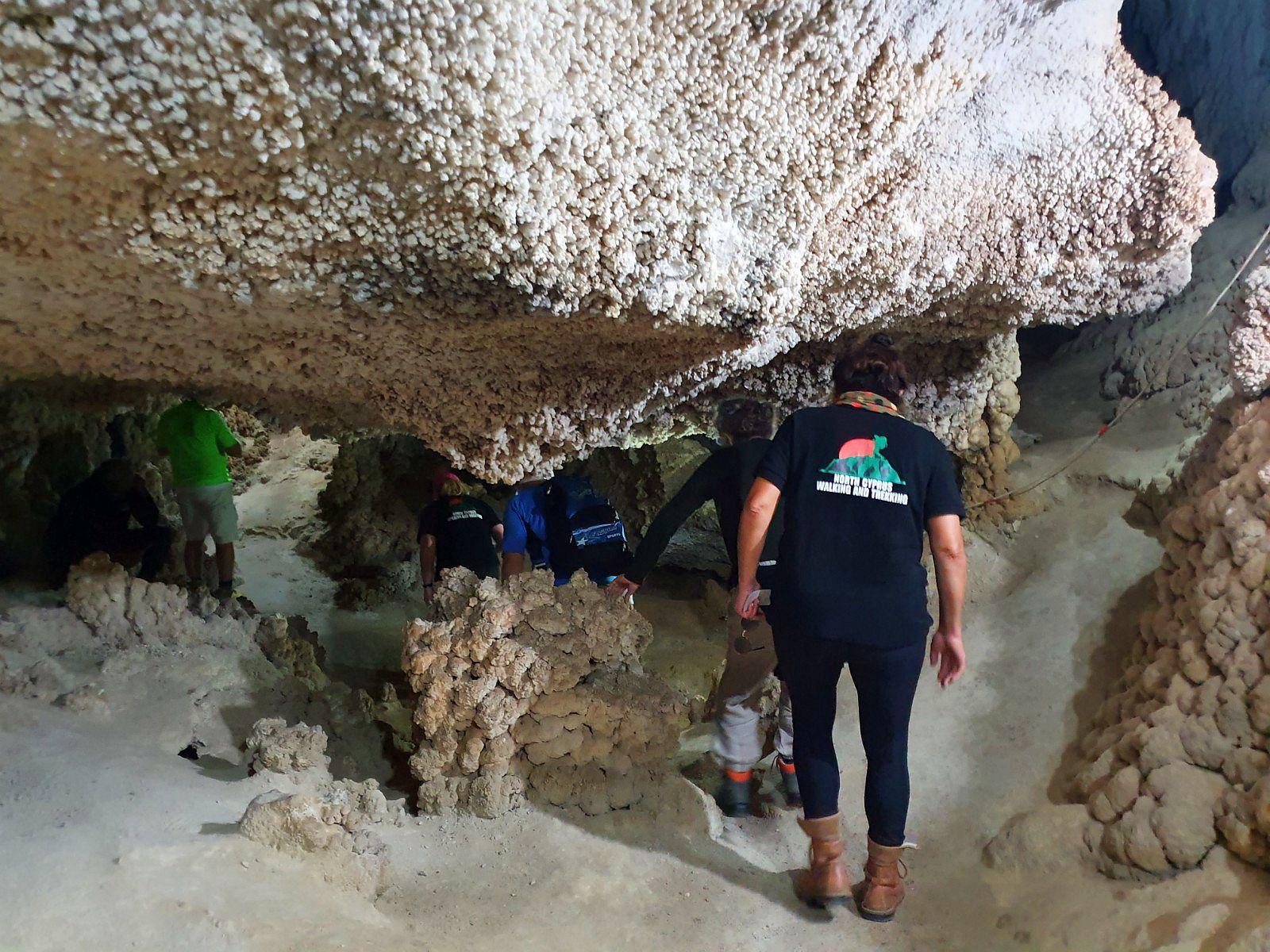 incirli cave north cyprus