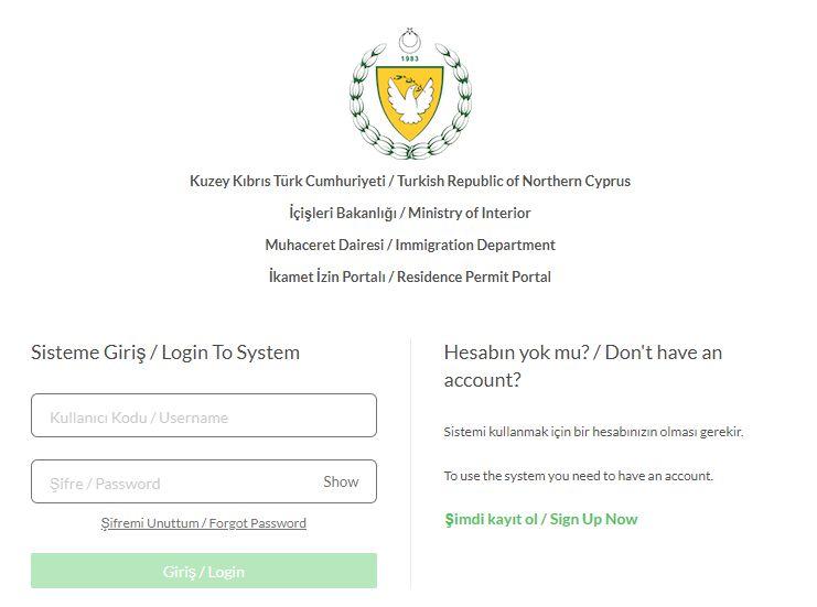 residency permits north cyprus 2021