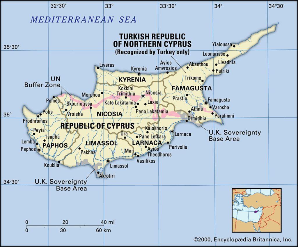 recent history cyprus
