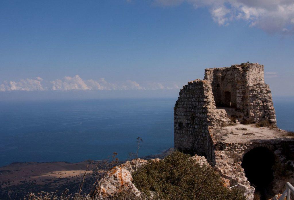 castles north cyprus