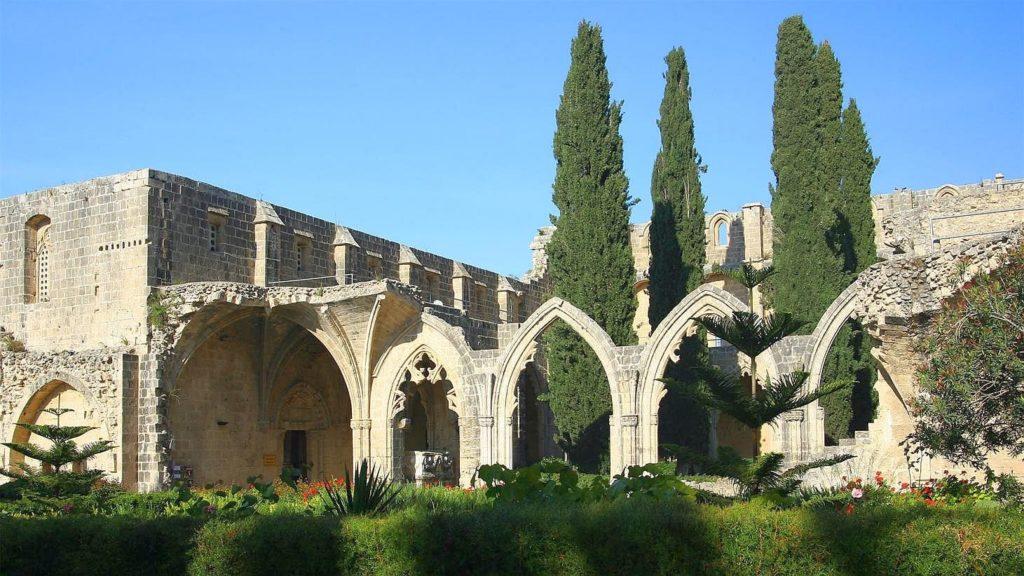 sights east kyrenia north cyprus