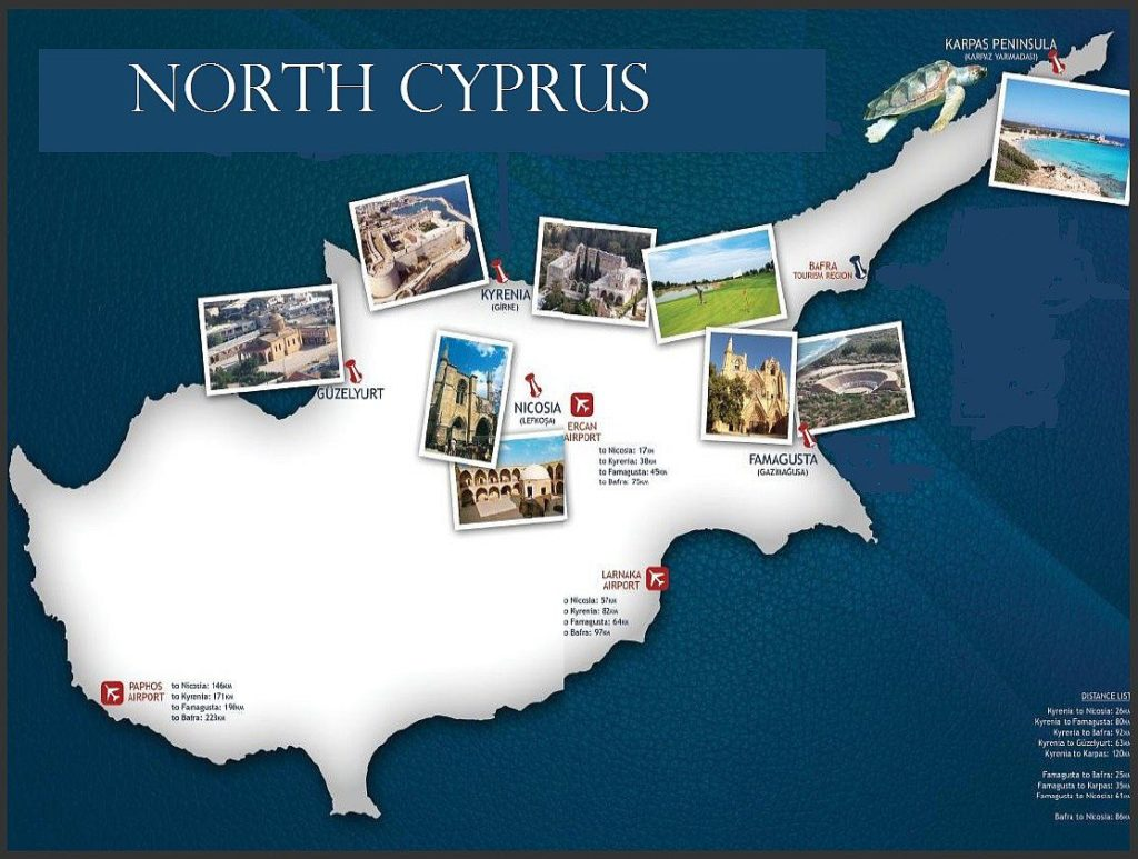 tourist information offices north cyprus