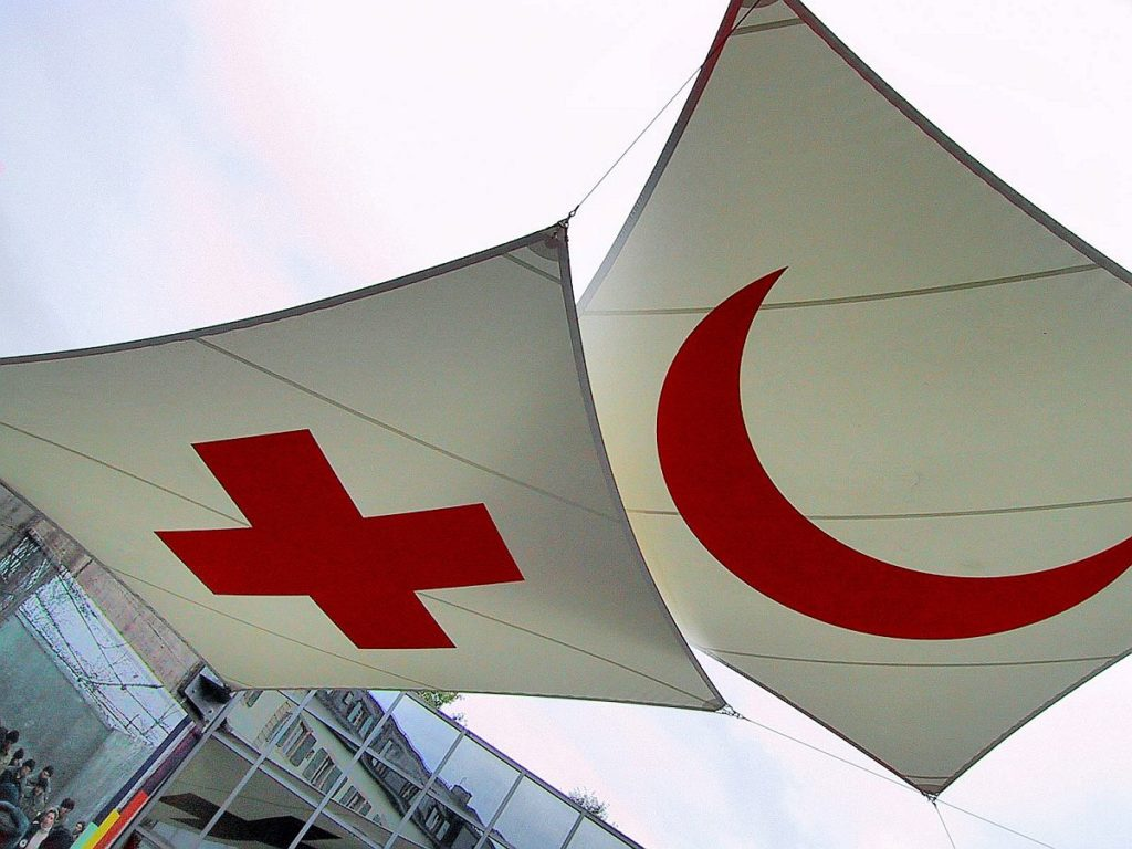 red crescent north cyprus