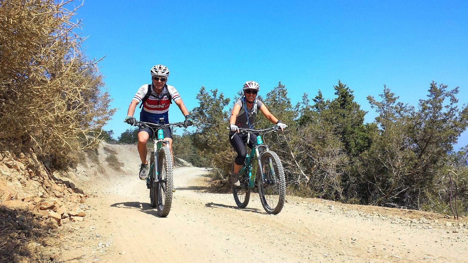 biking cycling north cyprus