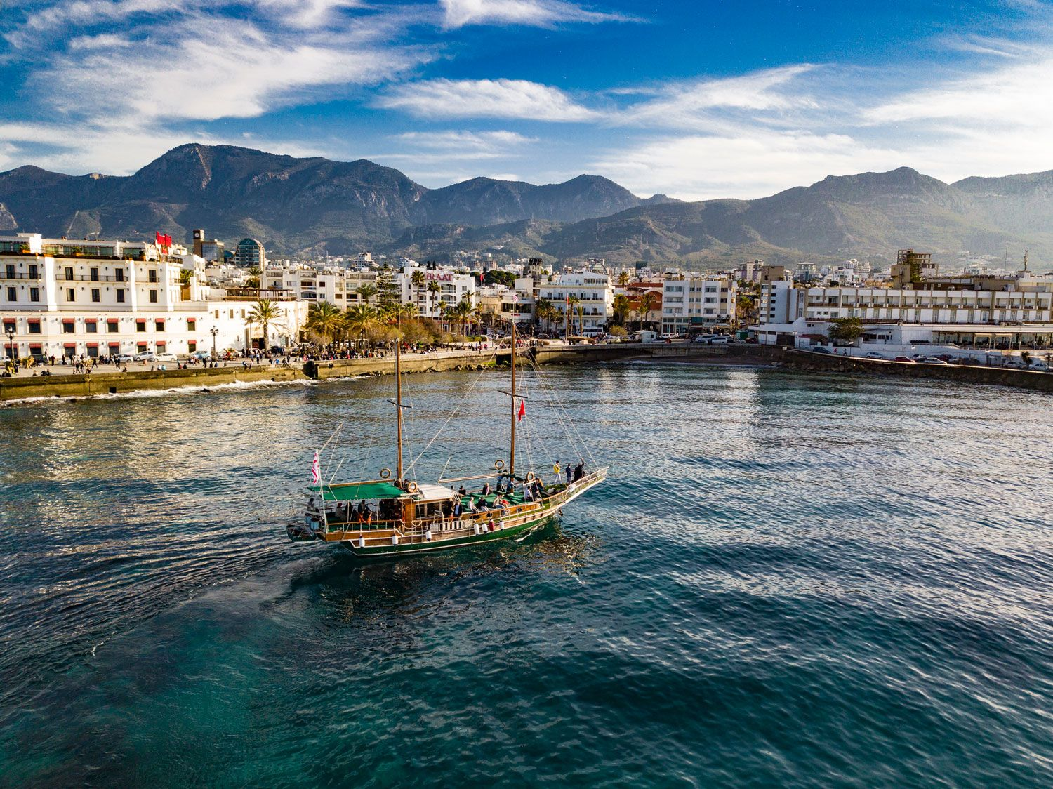 boat tours trips north cyprus