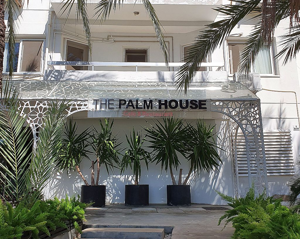 palm house famagusta north cyprus