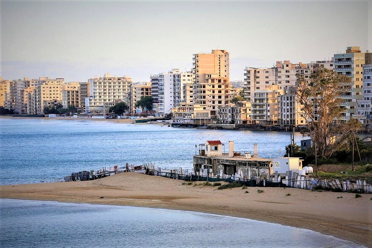 varosha north cyprus 2020