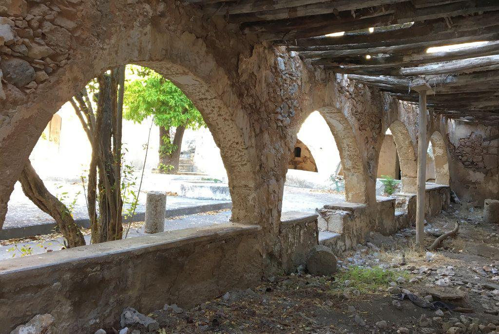 monasteries in north cyprus